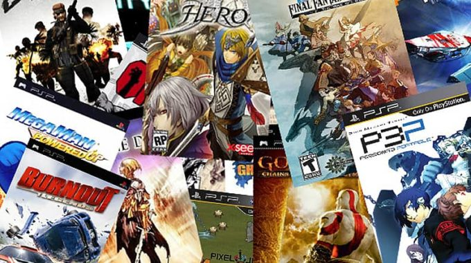 Best PSP Games You Can Find in 2021