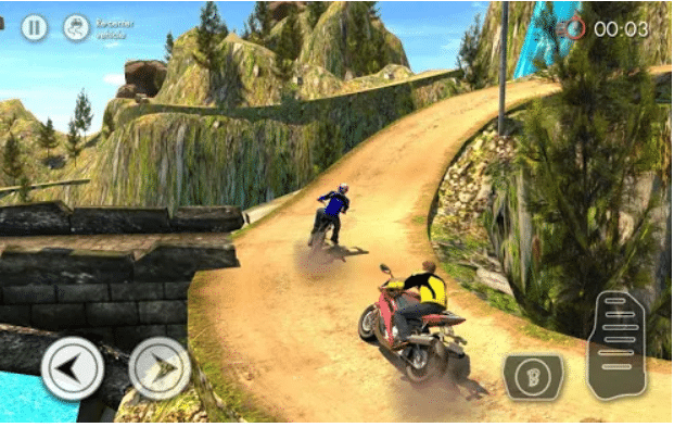 best bike racing games for android