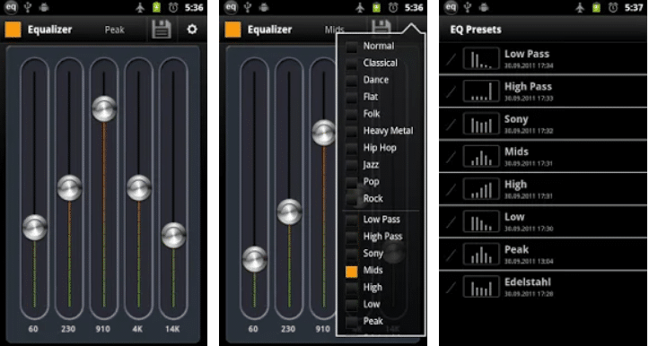 Best Equalizer App Android