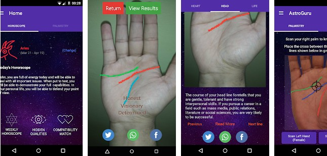 Top 5 Best palm reading apps of 2020