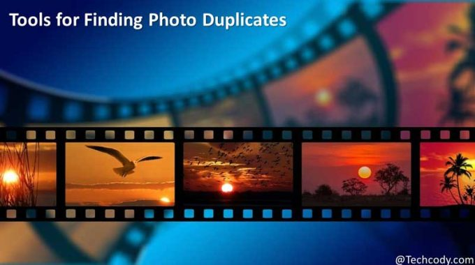 Good Tools for Finding Photo Duplicates