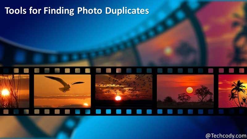 Finding Photo Duplicates