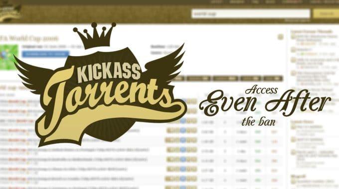 Kickass Proxy: 100% Working – Unblock Kickass Sites in 2020