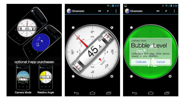 15 Best Inclinometer Apps (Android/IPhone) 2021