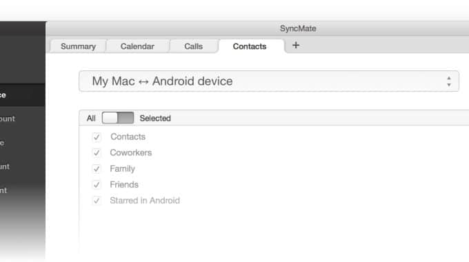 Syncmate Review – Easily Sync Android to iPhone