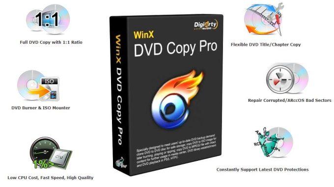 WinX DVD Copy Pro Review