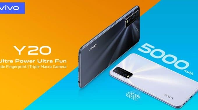 Vivo Y20 is a mid-range smartphone with 5000mAh battery and Triple Camera Setup – Tech Prolonged