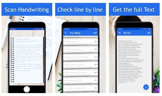 15 Best Handwriting To Text Apps (Android/IPhone) 2021