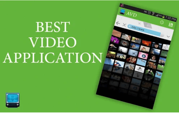 AVD android video downloader