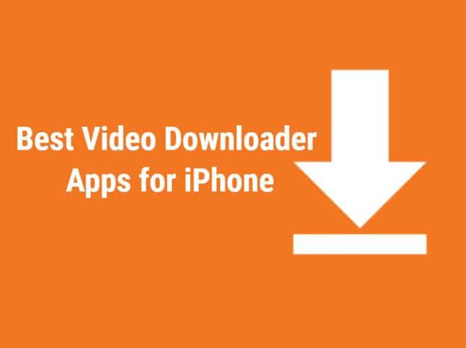Best Video Downloader Apps for iPhone