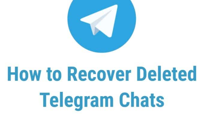 How to Recover Deleted Telegram Chats [100% working Tricks]