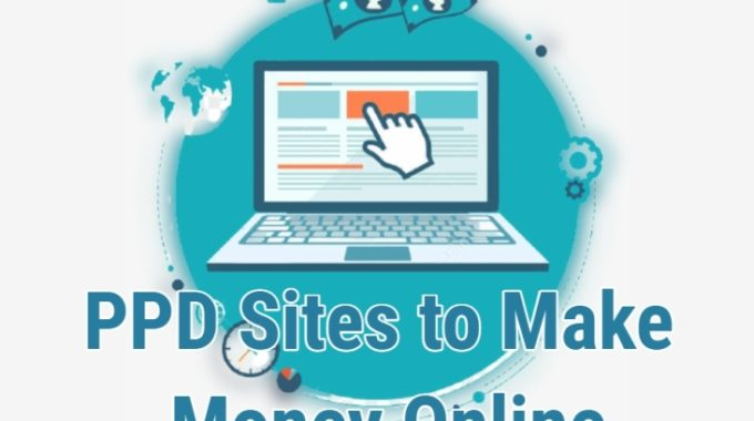 10 Best PPD Sites To Earn Money By Uploading Files