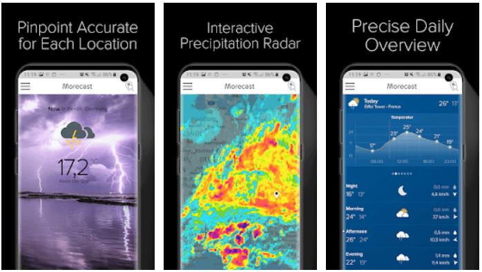 https://play.google.com/store/apps/details?id=com.morecast.weather